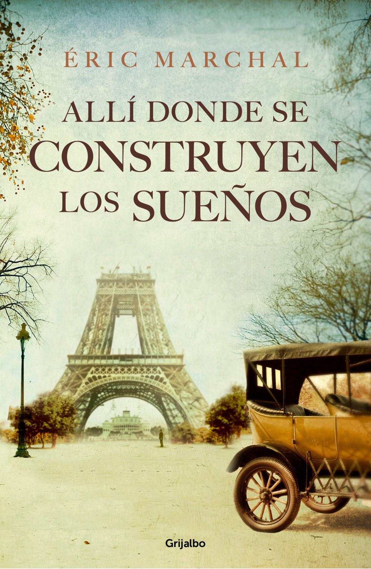 ALLÍ DONDE SE CONSTRUYEN LOS SUEñOS 9788425356650
