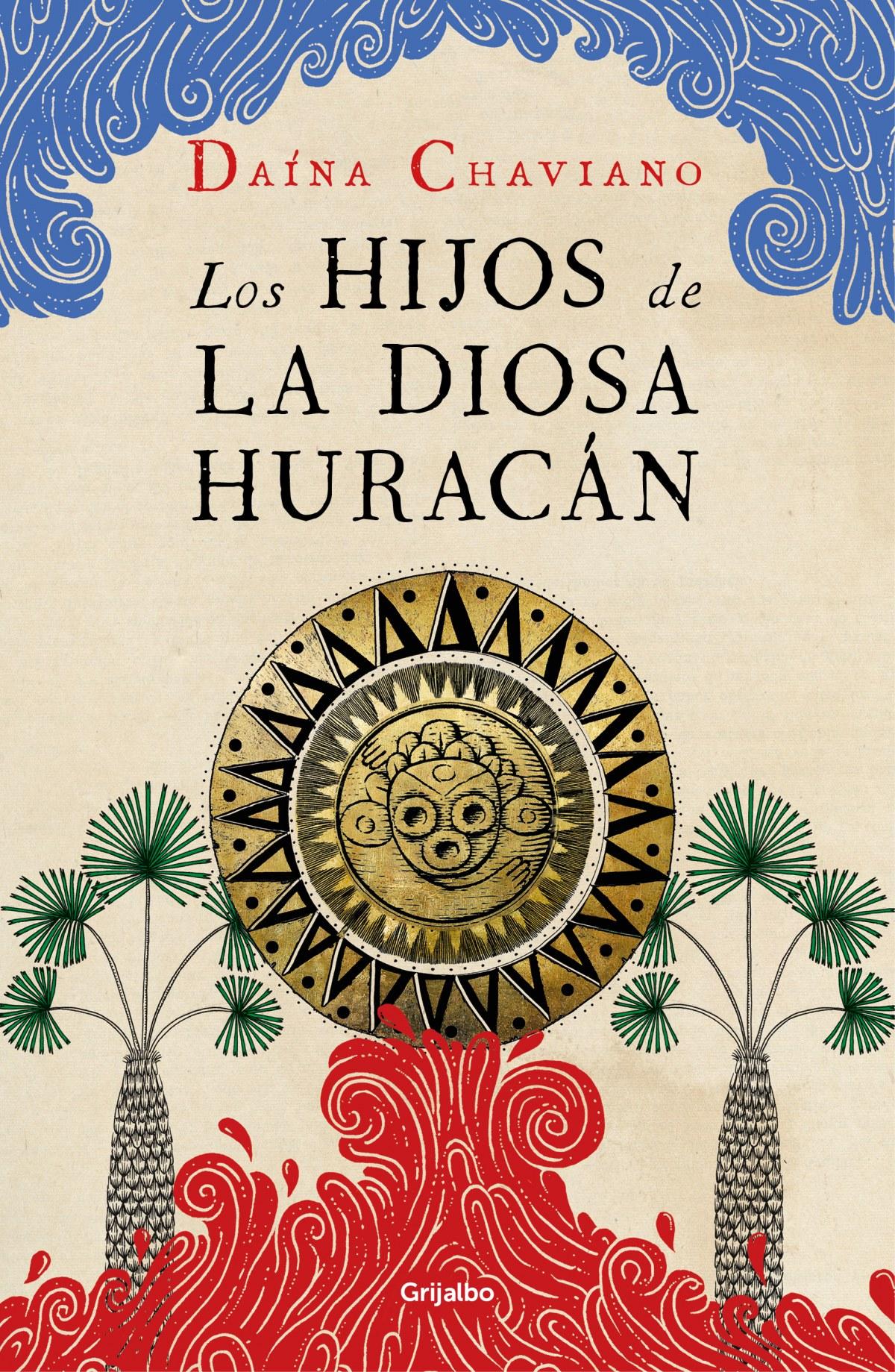 LOS HIJOS DE LA DIOSA HURACAN 9788425357299