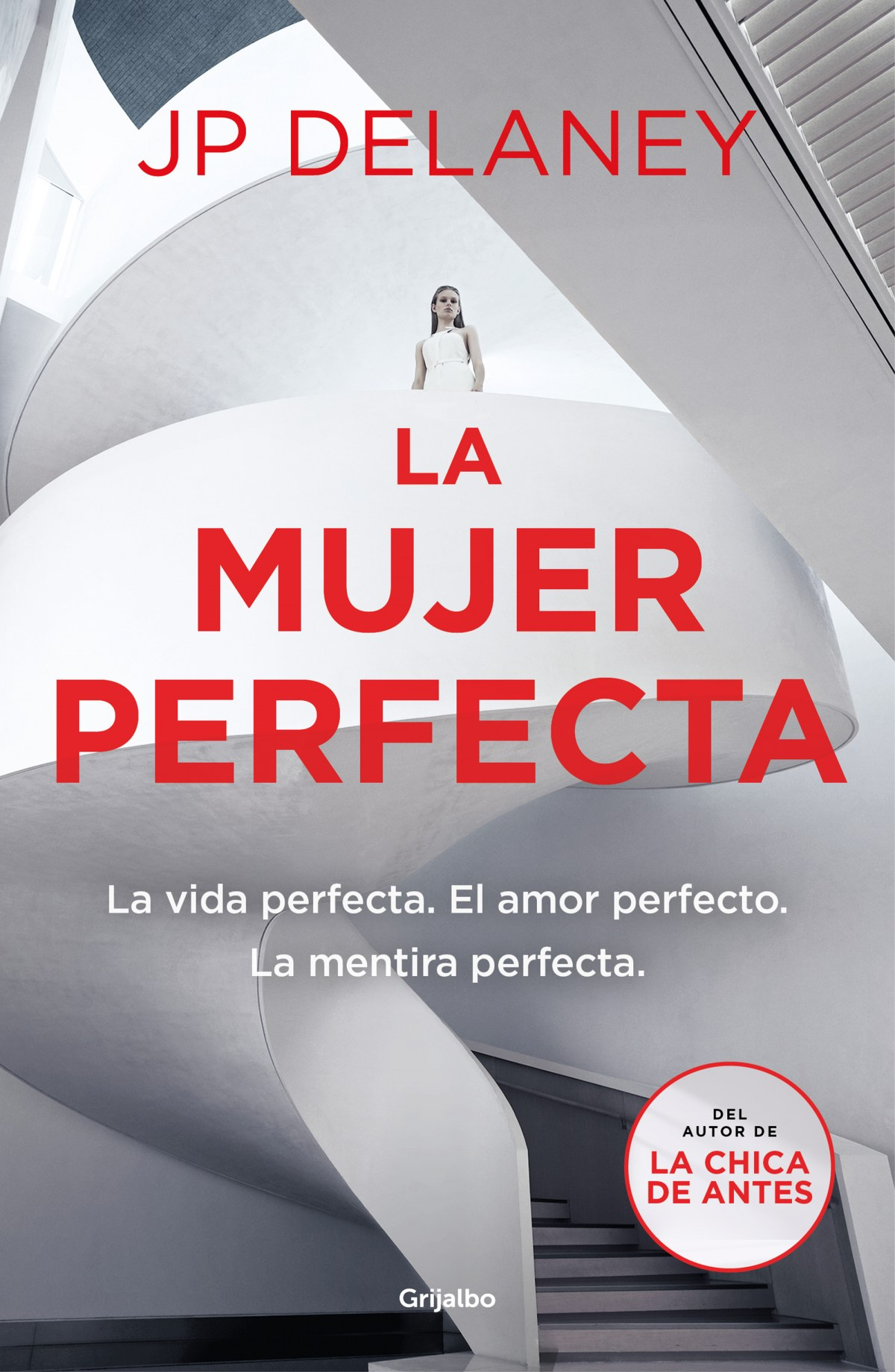 La mujer perfecta 9788425359439