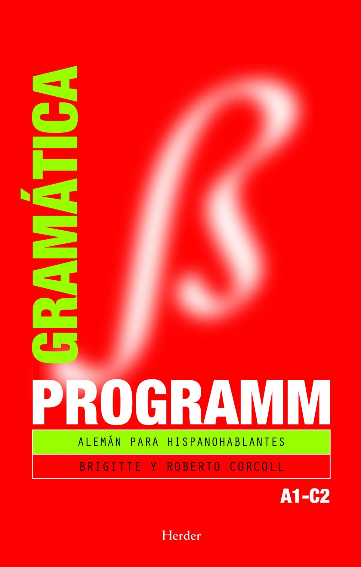 Gramatica aleman programm 9788425425011