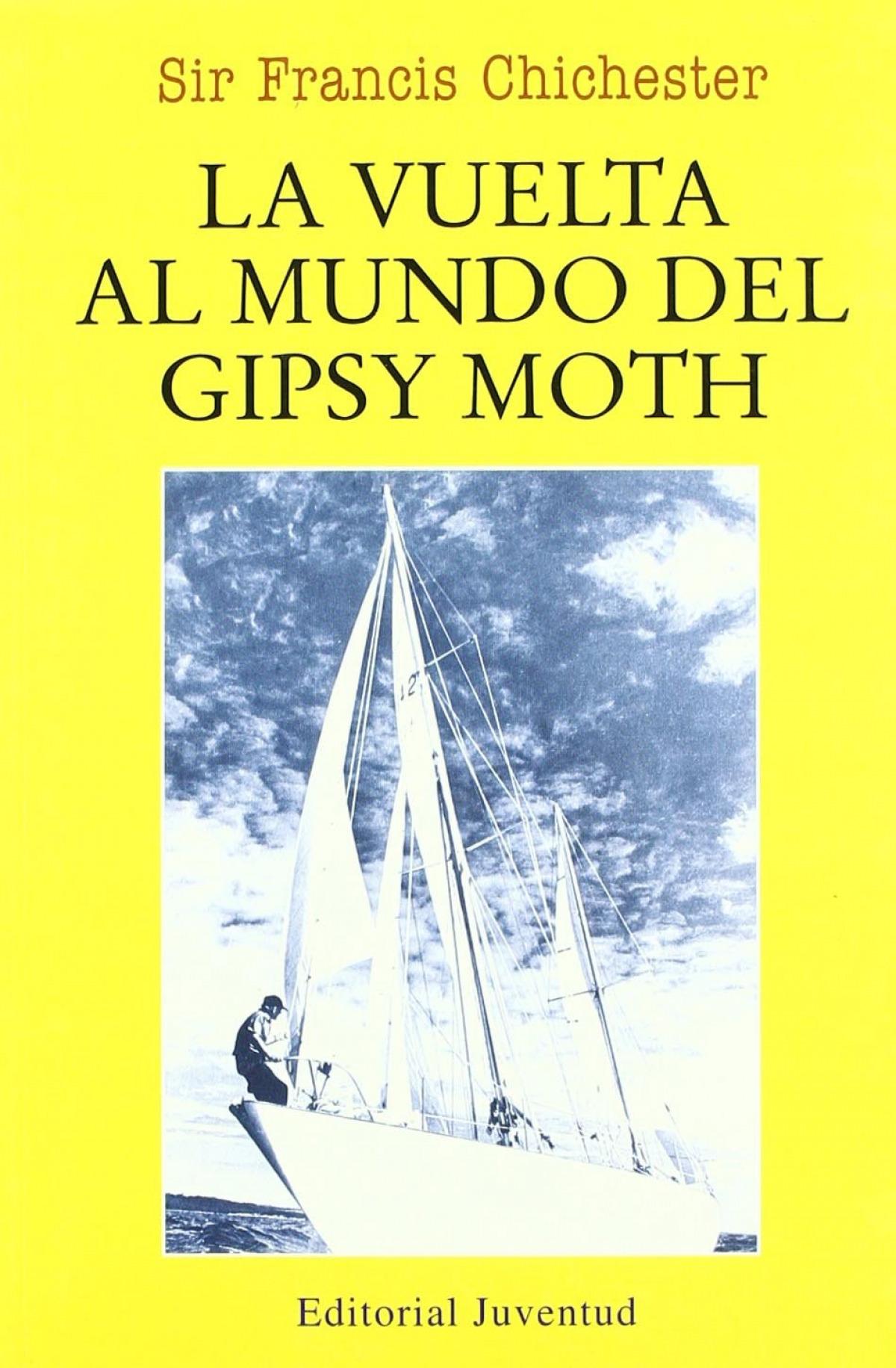 LA VUELTA AL MUNDO DEL GIPSY MOTH 9788426107442