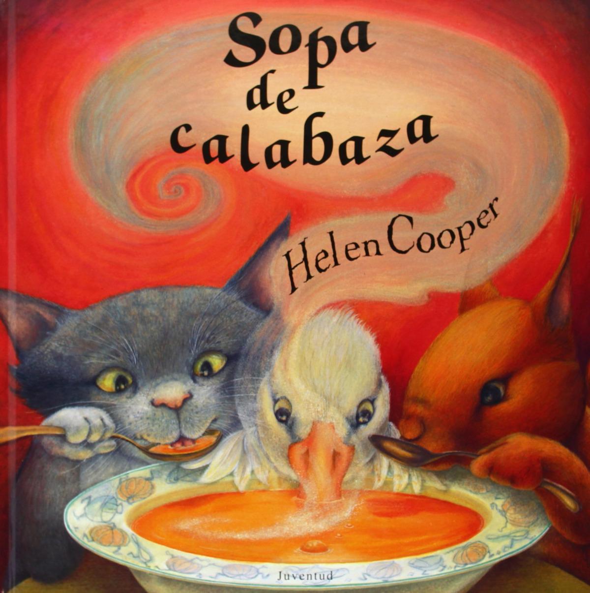 Sopa de calabaza 9788426130952