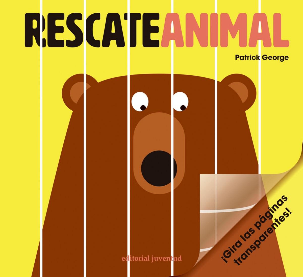 Rescate animal 9788426143389