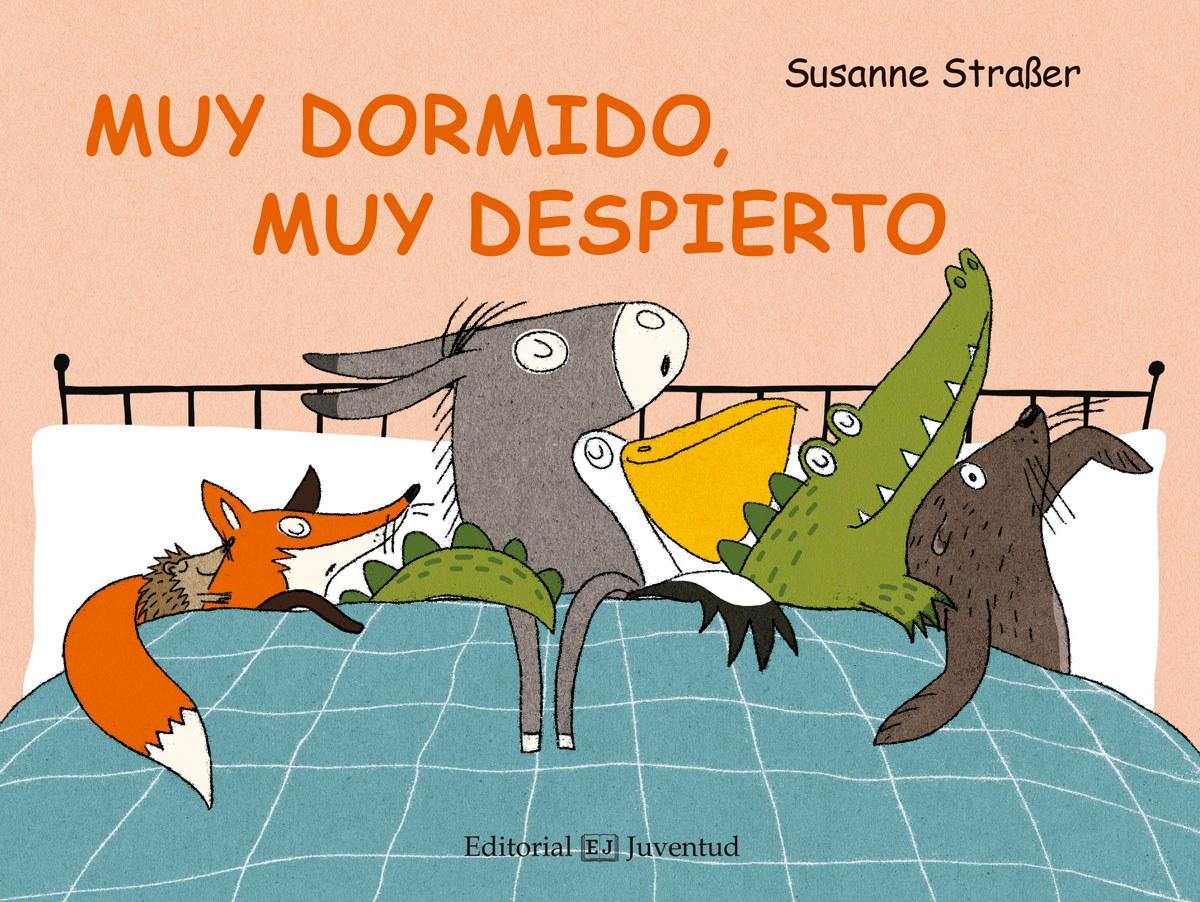 MUY DORMIDO, MUY DESPIERTO 9788426144607