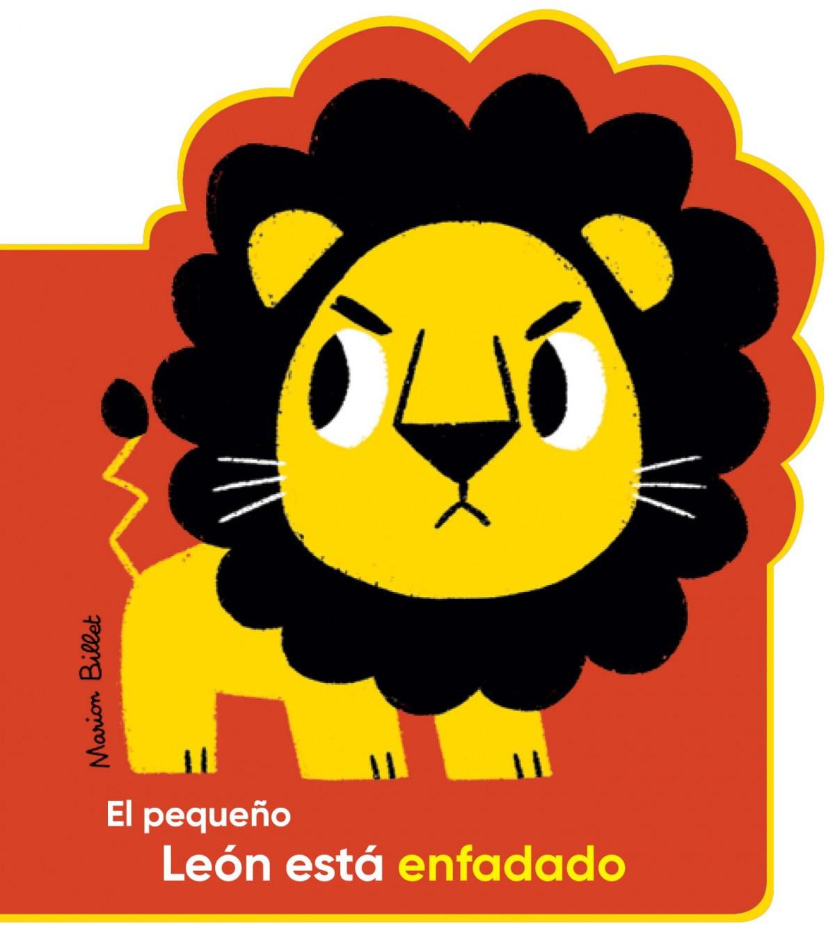 EL PEQUEñO LEÓN ESTÁ ENFADADO 9788426145031