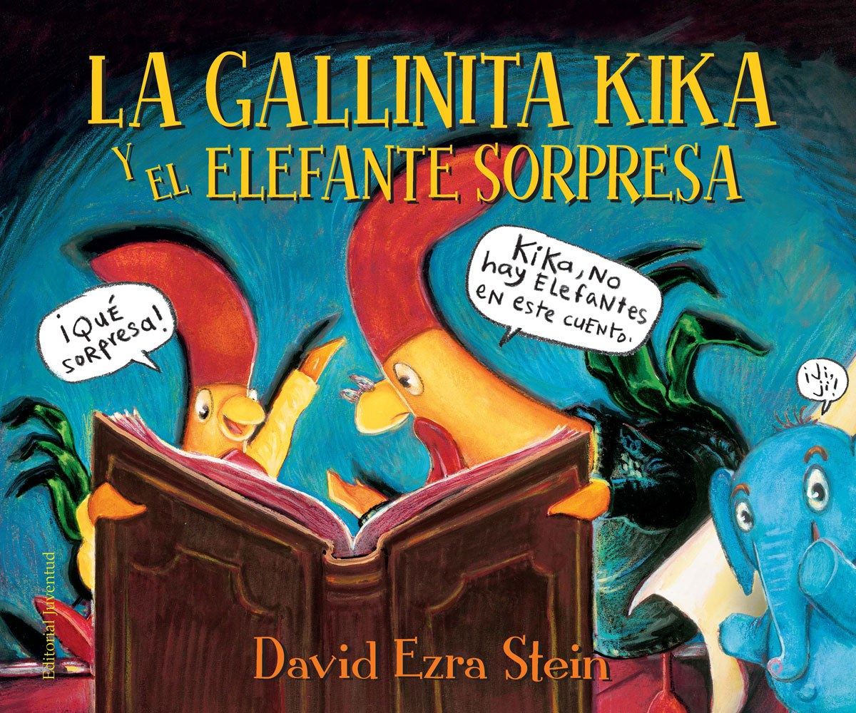 LA GALLINITA KIKA Y EL ELEFANTE SORPRESA 9788426145130