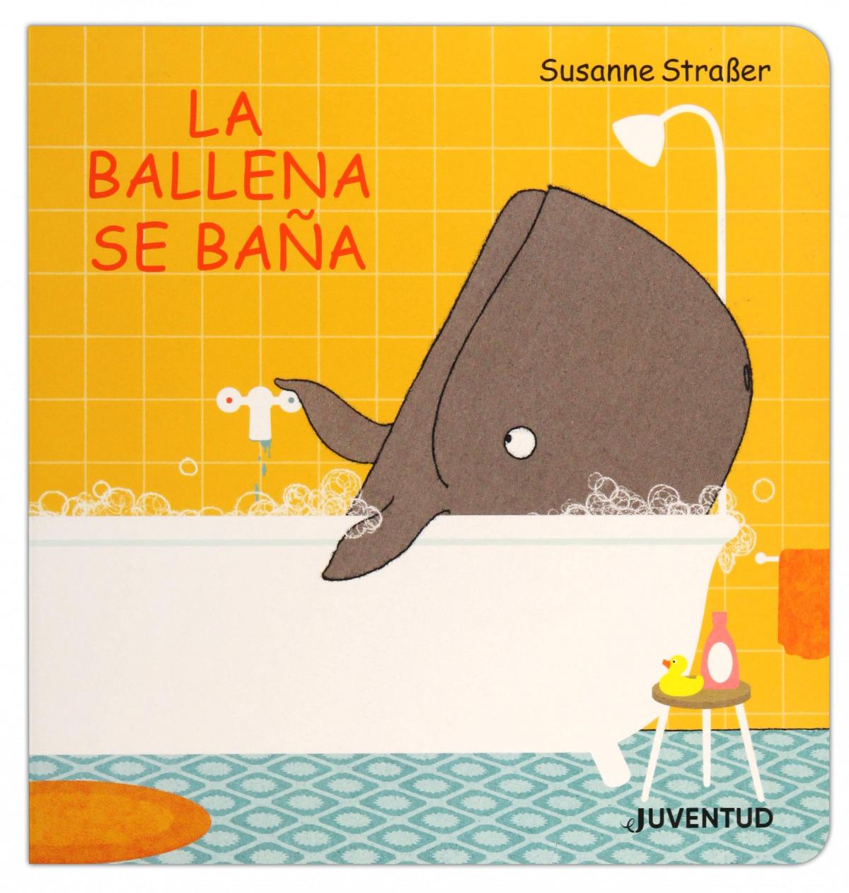 LA BALLENA SE BAñA 9788426145772