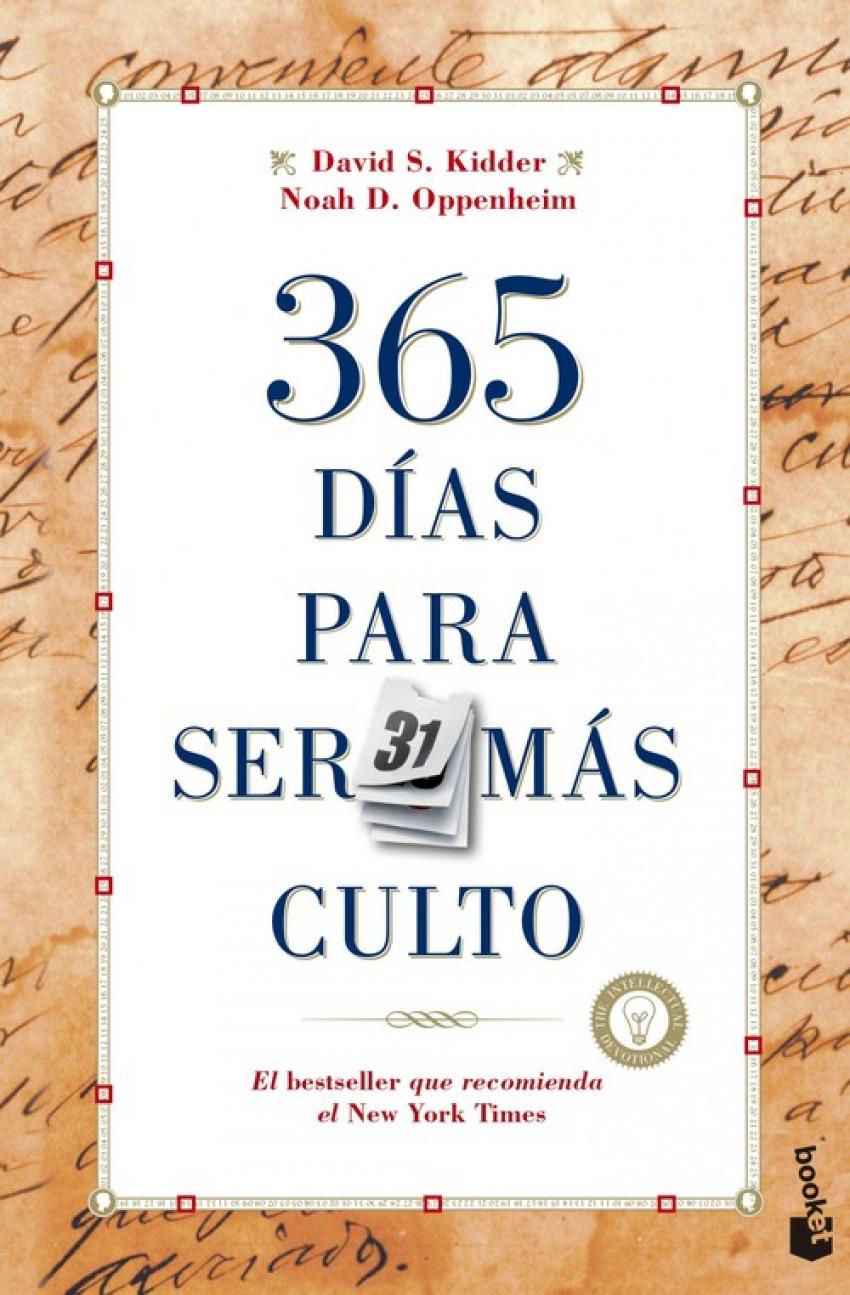 365 d¡as para ser mas culto 9788427040625