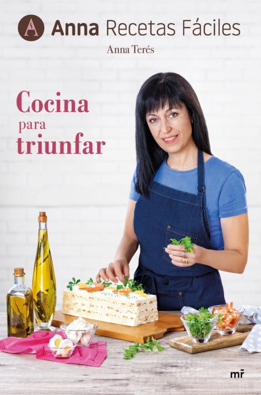 COCINA PARA TRIUNFAR 9788427045316