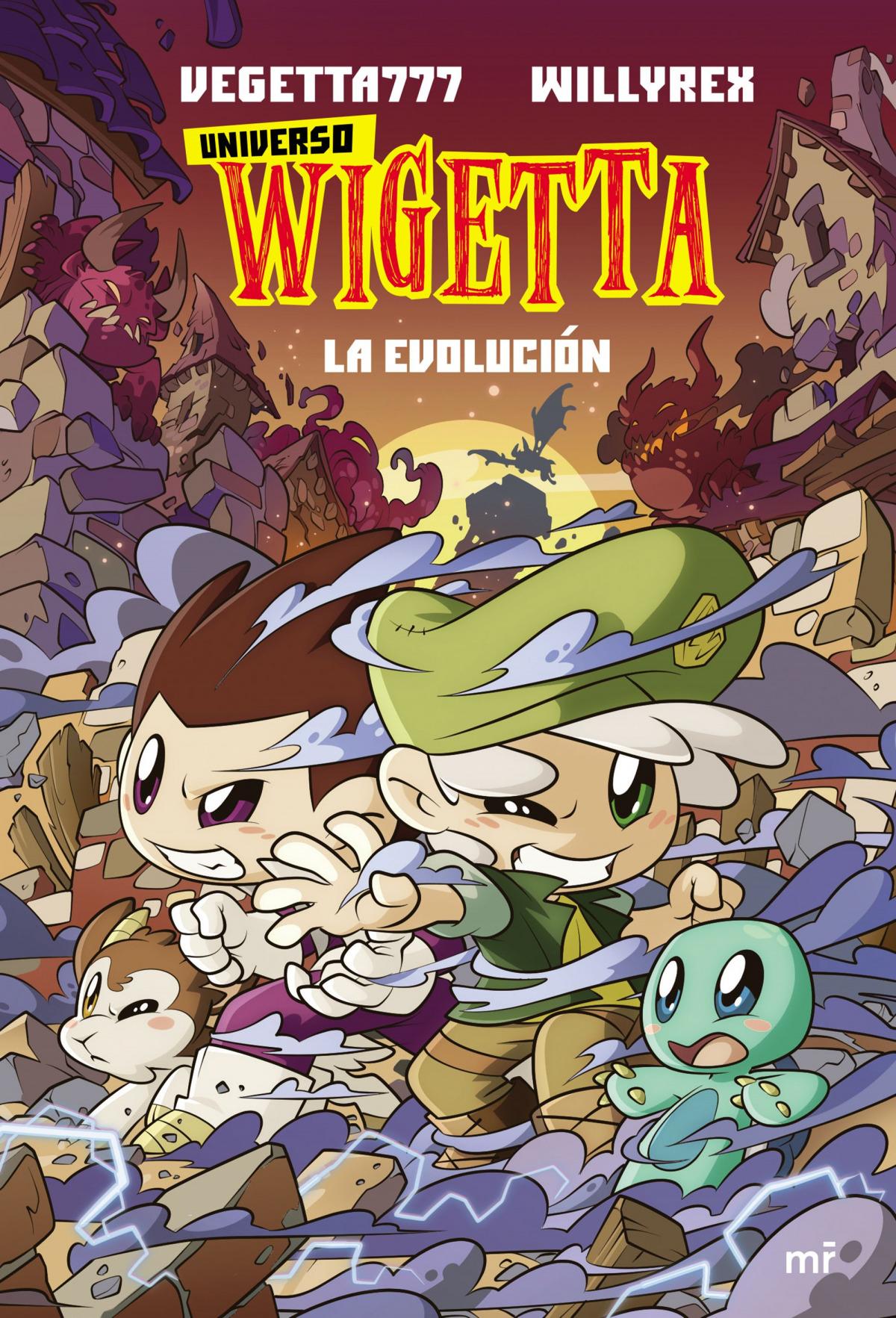 Universo Wigetta 2. La evolución 9788427048362