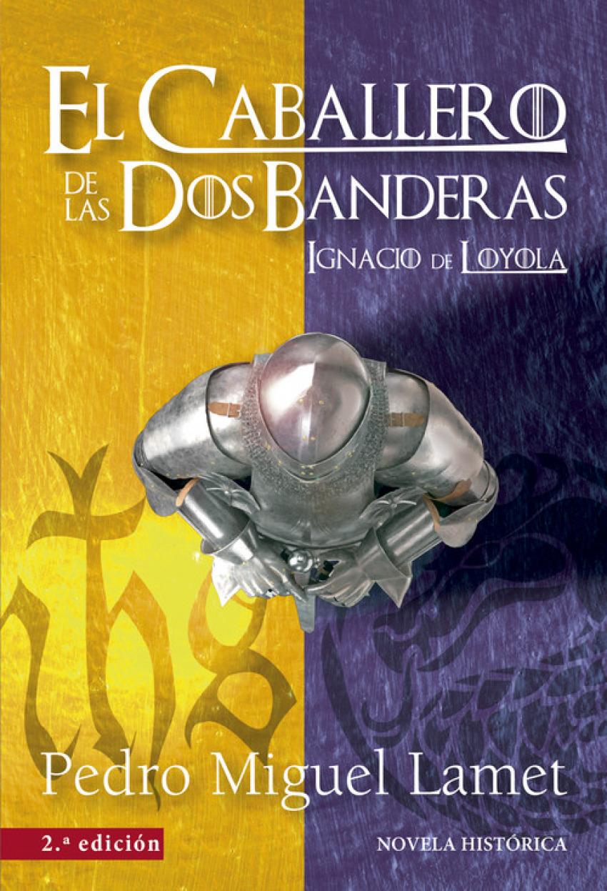 EL CABALLERO DE LAS DOS BANDERAS 9788427141308