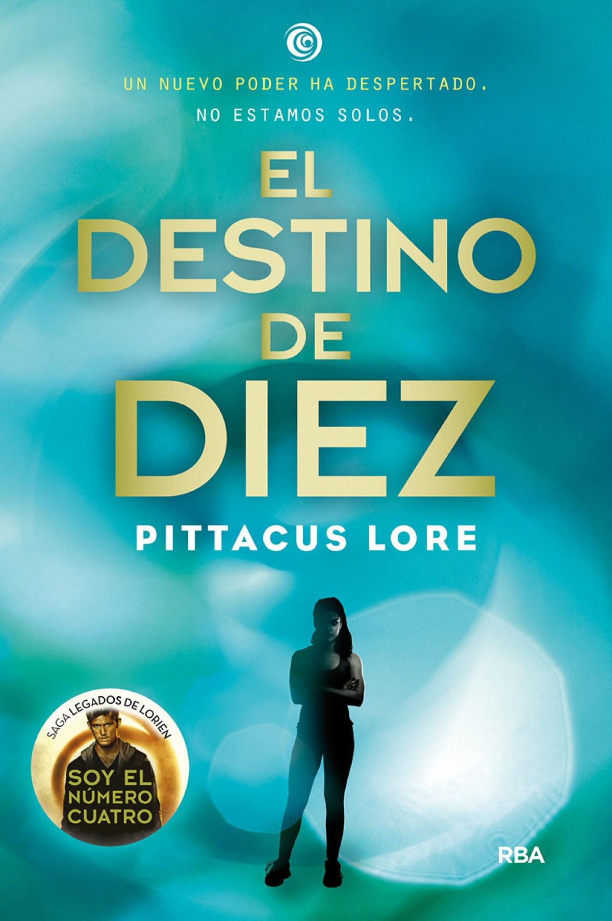 EL DESTINO DE DIEZ 9788427209756