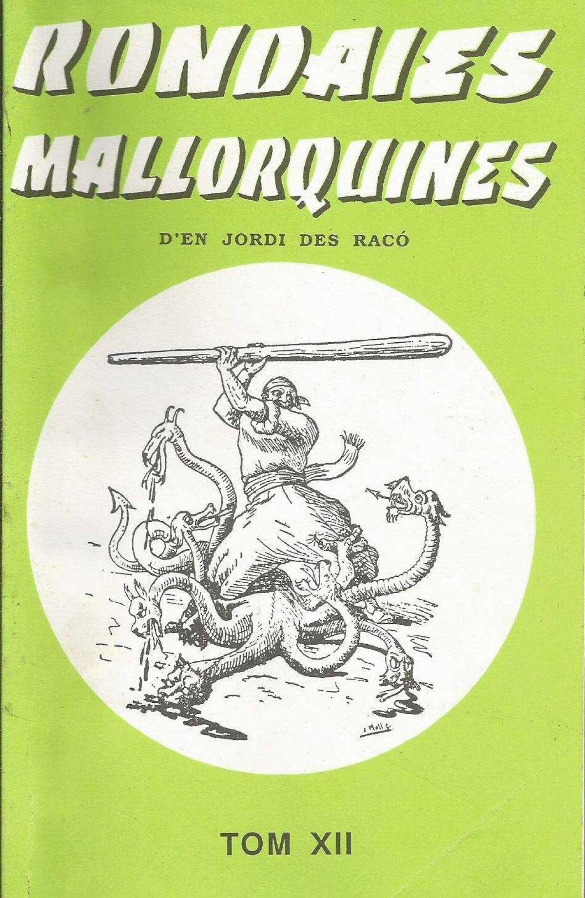 RONDAIES MALLORQUINES VOL.12 9788427304277