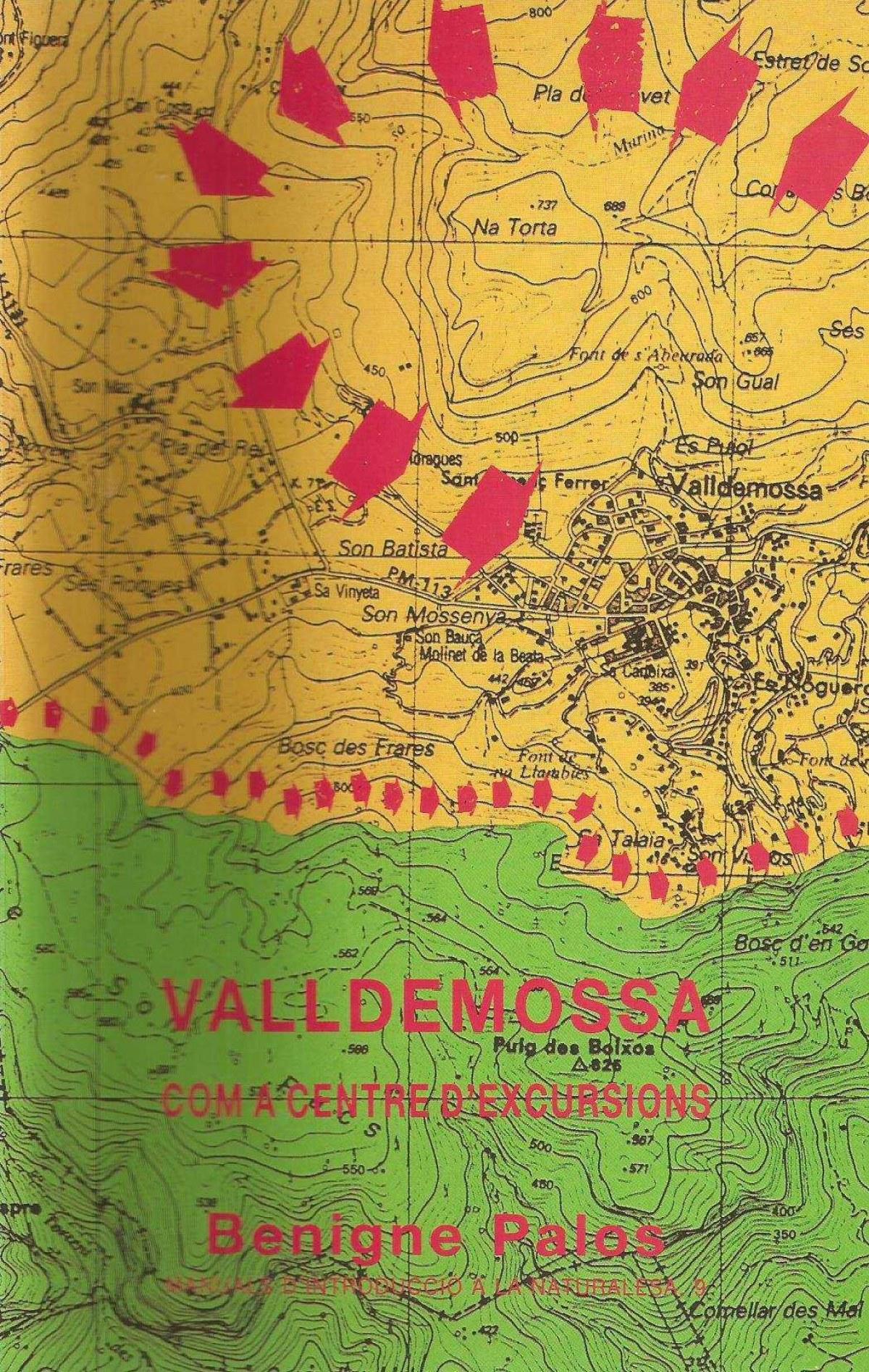 VALLDEMOSSA COM A CENTRE EXCURSIONS 9788427306066