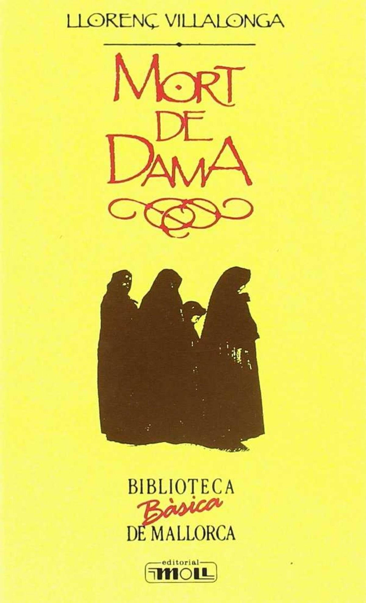 MORT DE DAMA (BBM) 2A EDICIO 9788427309159