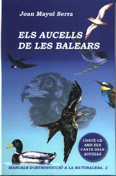 AUCELLS DE LES BALEARS.AMB CD -N.ED. 9788427360020