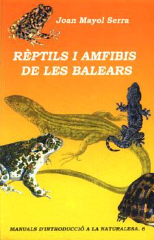 REPTILS I AMFIBIS DE LES BALEARS-CD -N.E 9788427360068