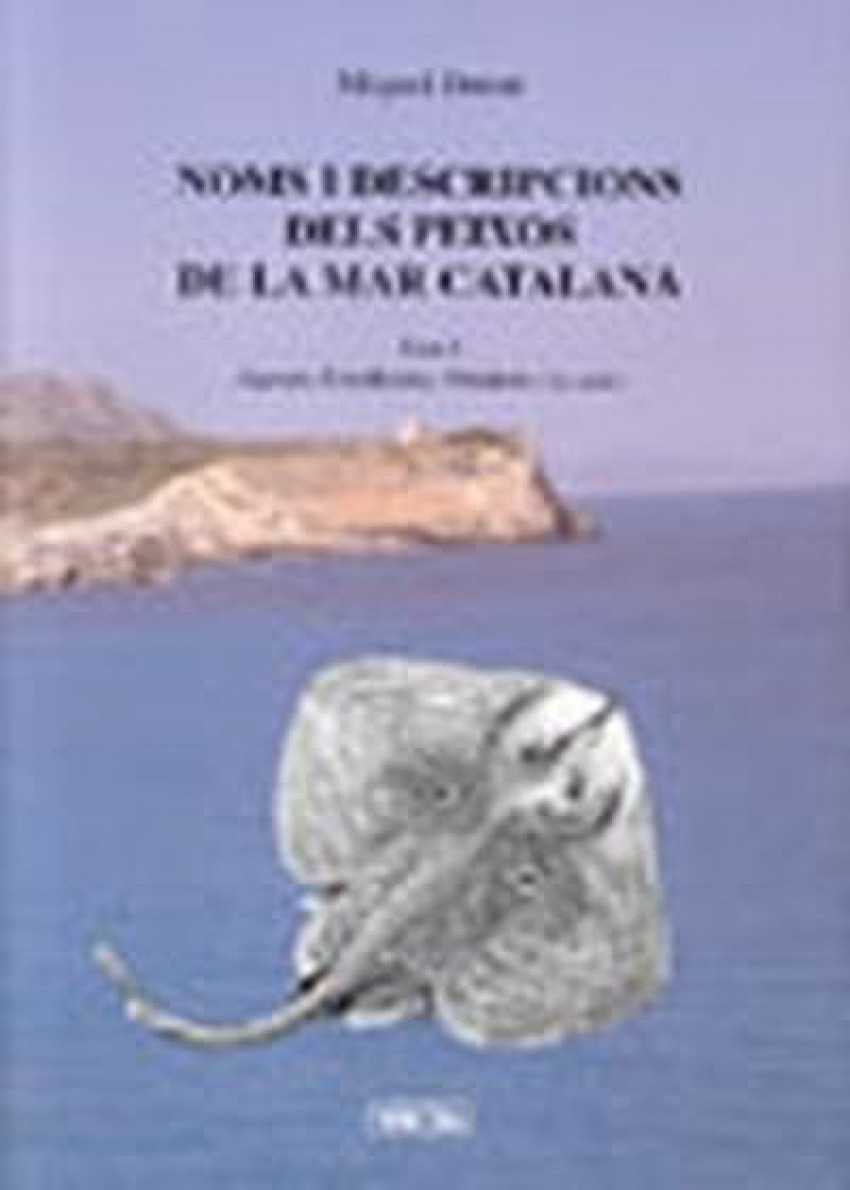 NOMS I DESC.DELS PEIXOS DE LA MAR CAT.1 9788427365087