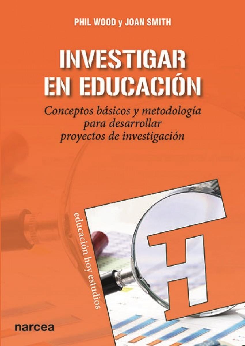 INVESTIGARE EN EDUCACION 9788427723825