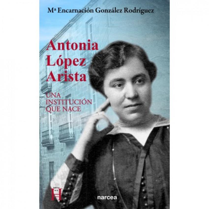 ANTONIA LOPEZ ARISTA 9788427724457