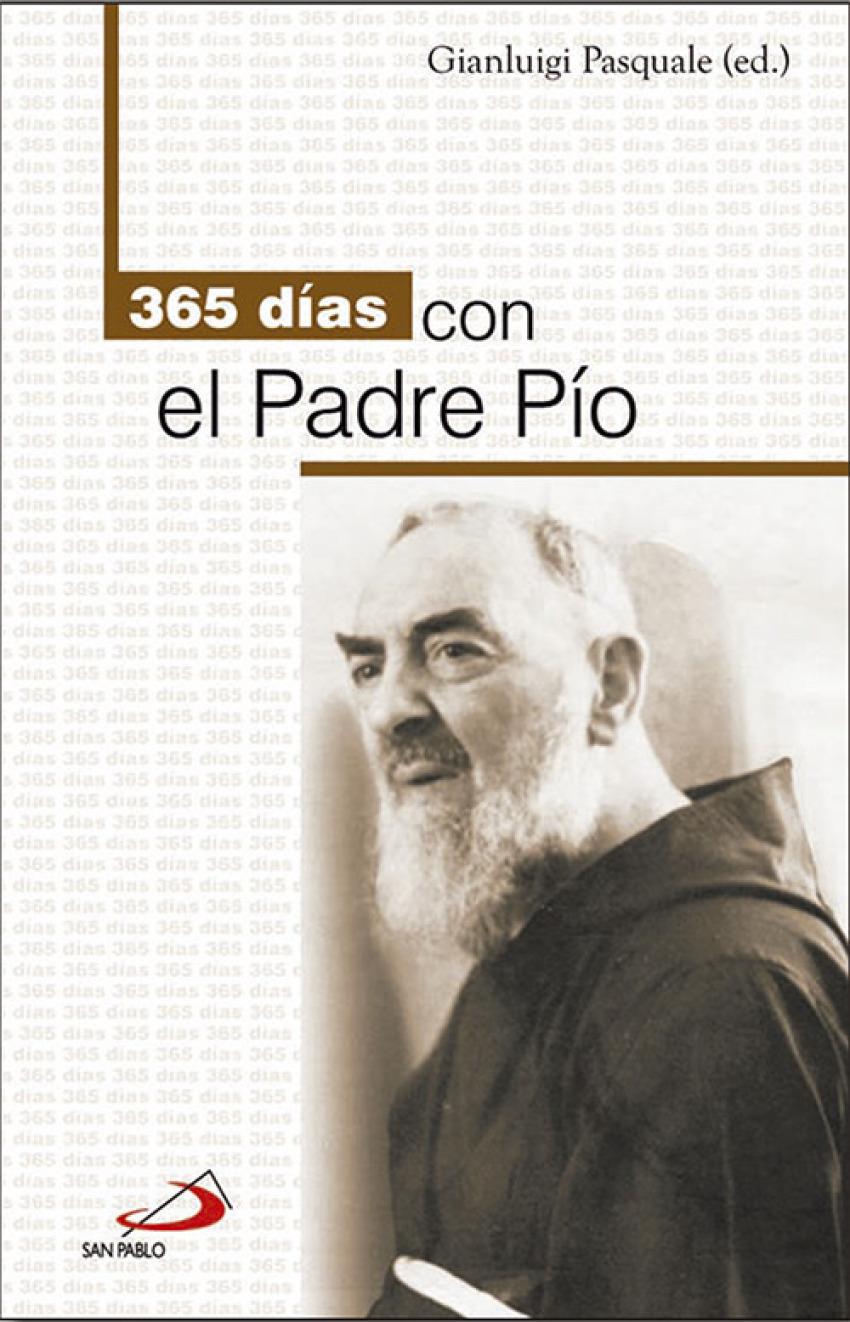 365 días con el Padre Pío 9788428536615