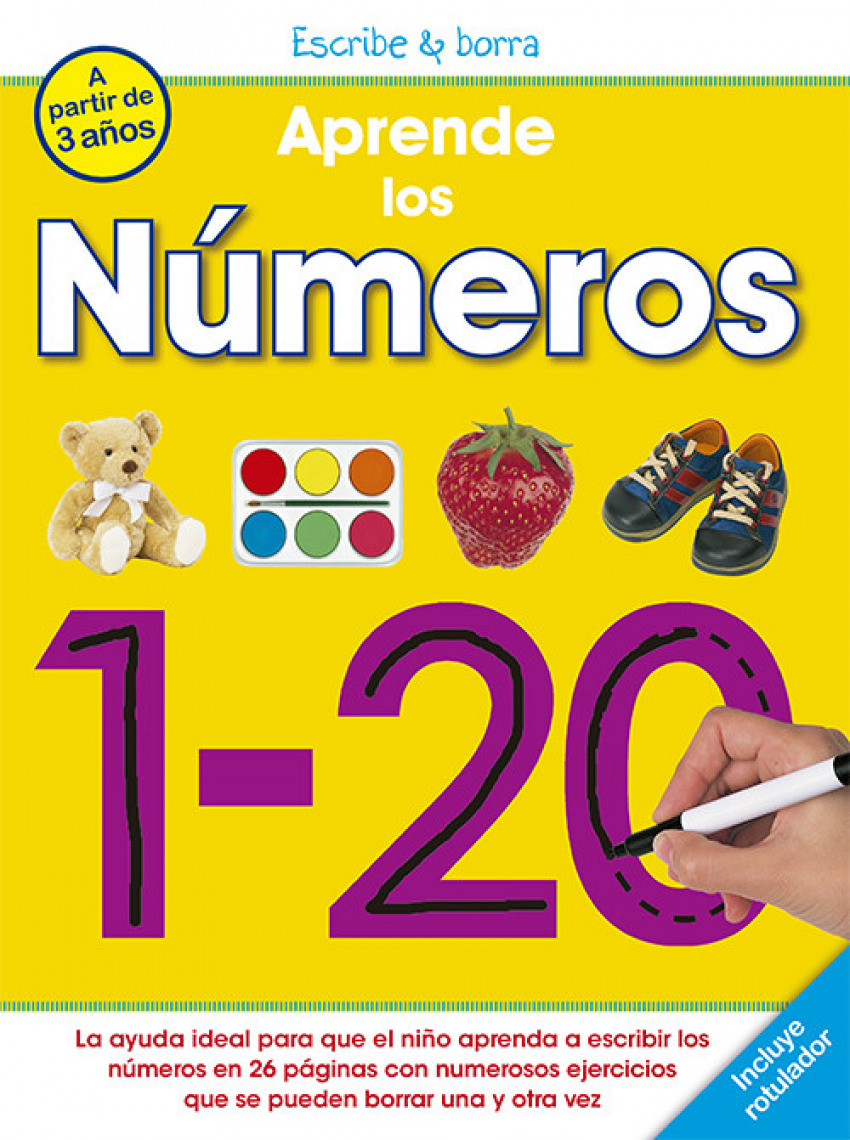 Aprende los números 9788428537223