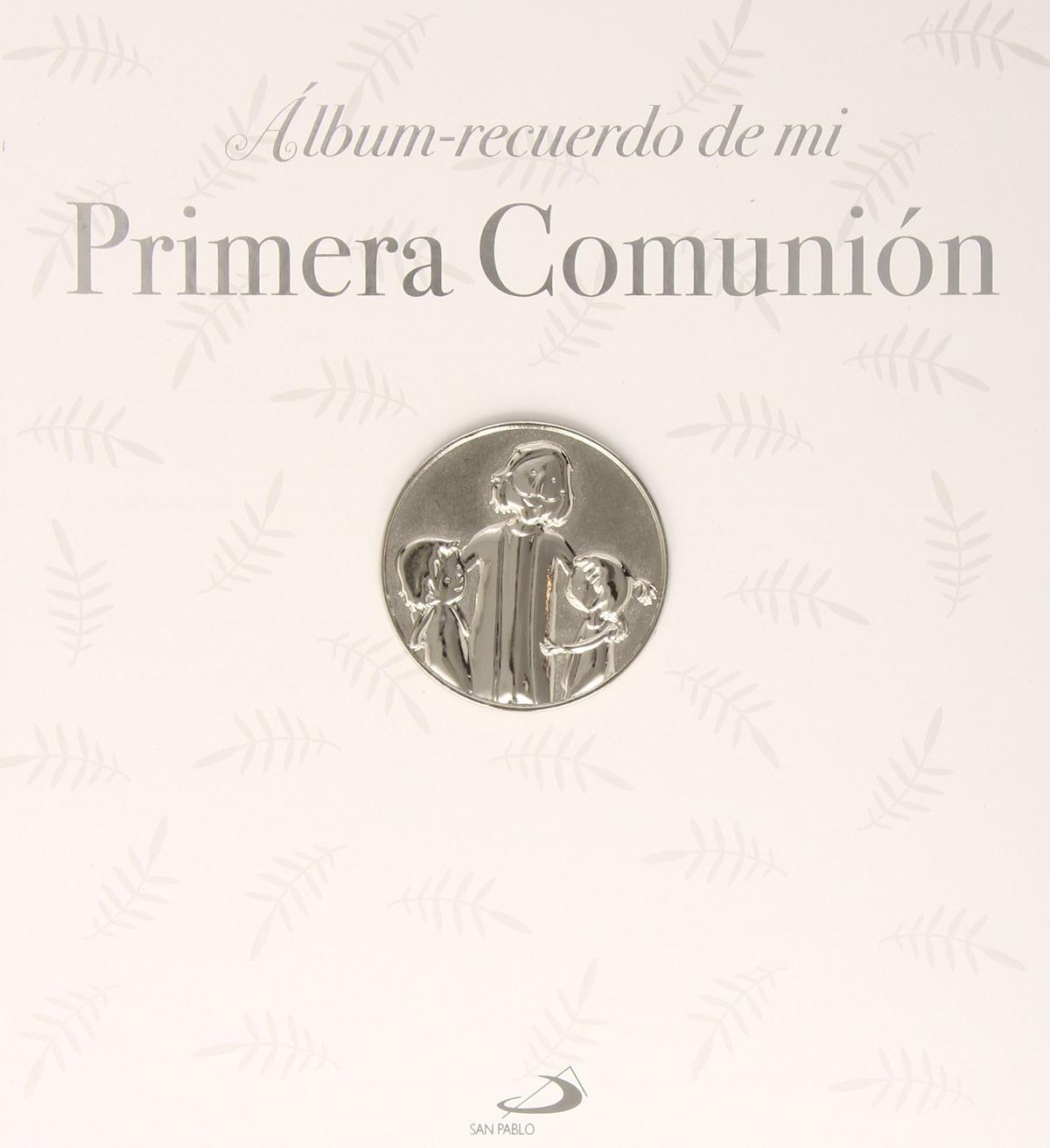 Álbum-recuerdo de mi primera comunión 9788428546416
