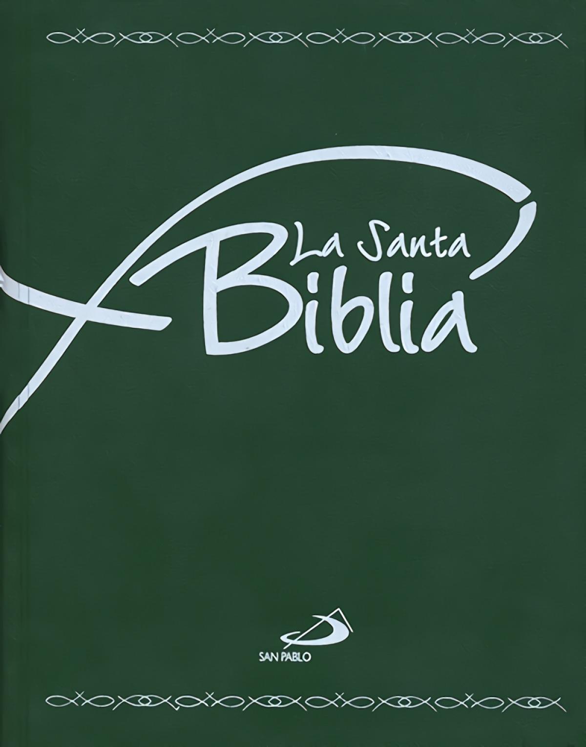 La Santa Biblia 9788428549172