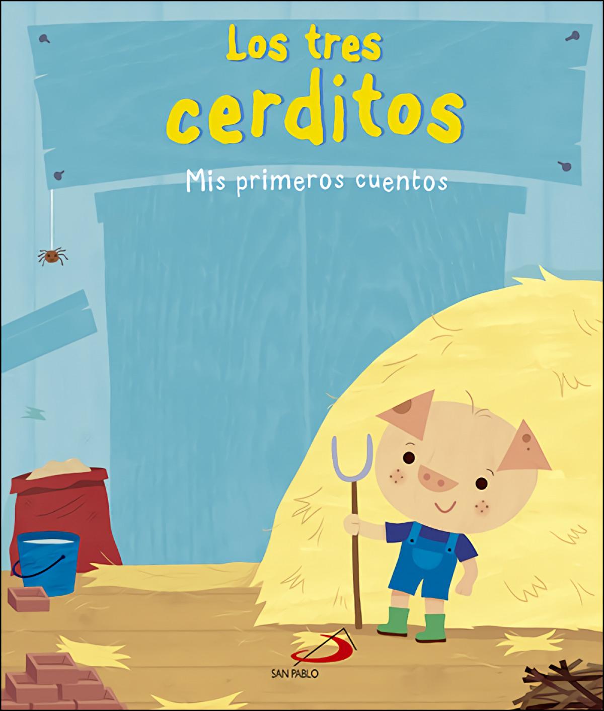 LOS TRES CERDITOS 9788428551939