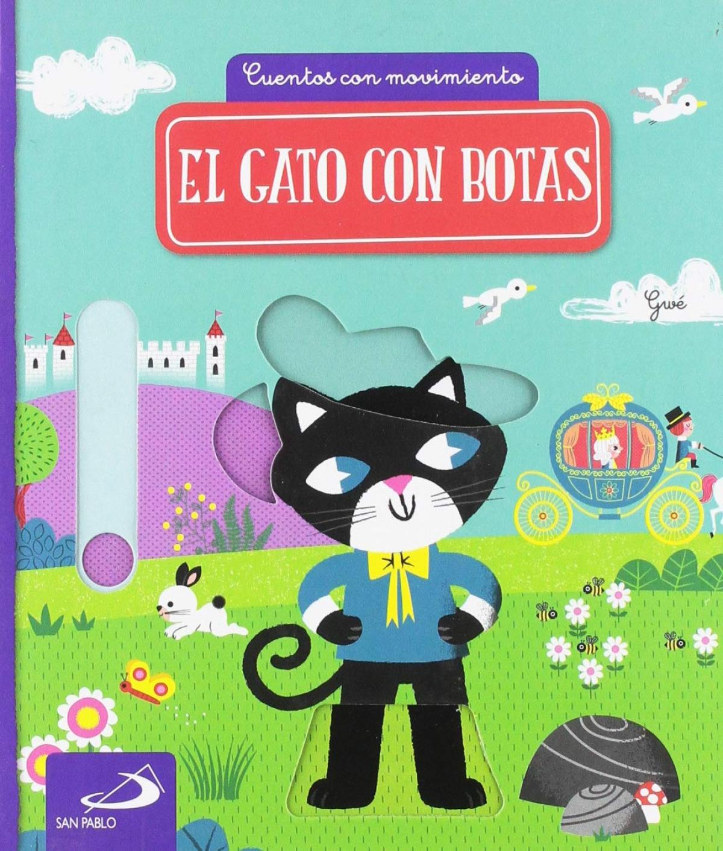 EL GATO CON BOTAS 9788428555081