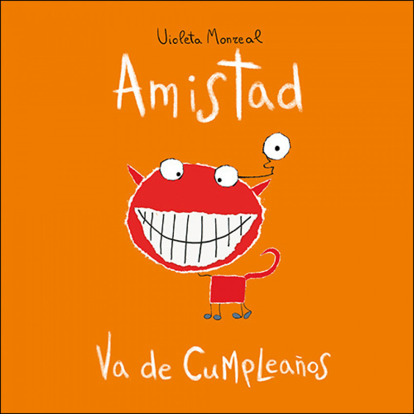 AMISTAD VA DE CUMPLEAñOS 9788428556125