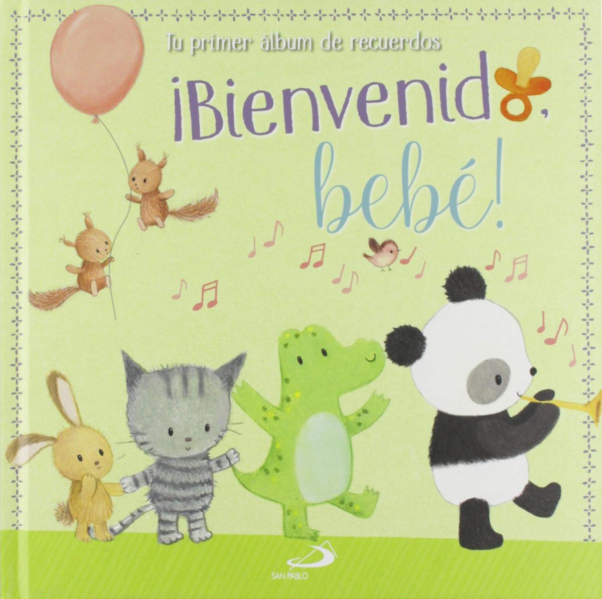 BIENVENIDO, BEBE! 9788428556224