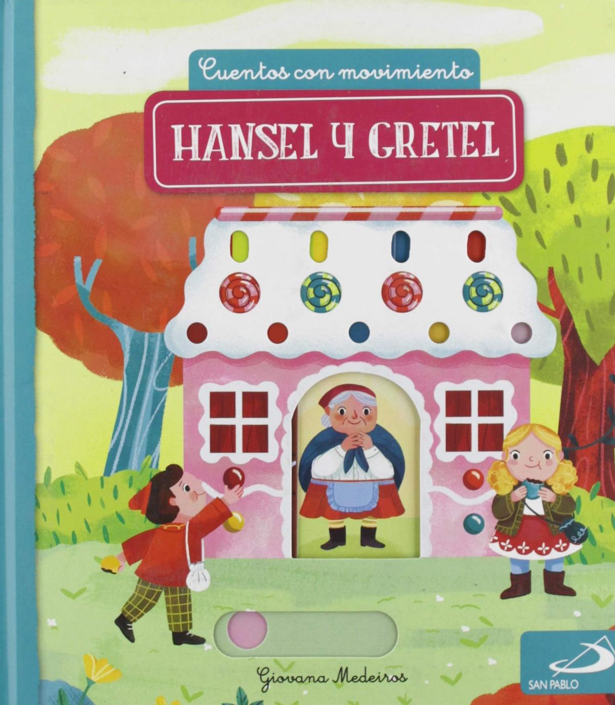 HANSEL Y GRETEL 9788428556705