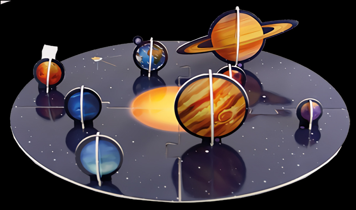 Explora el Sistema Solar 9788428558037