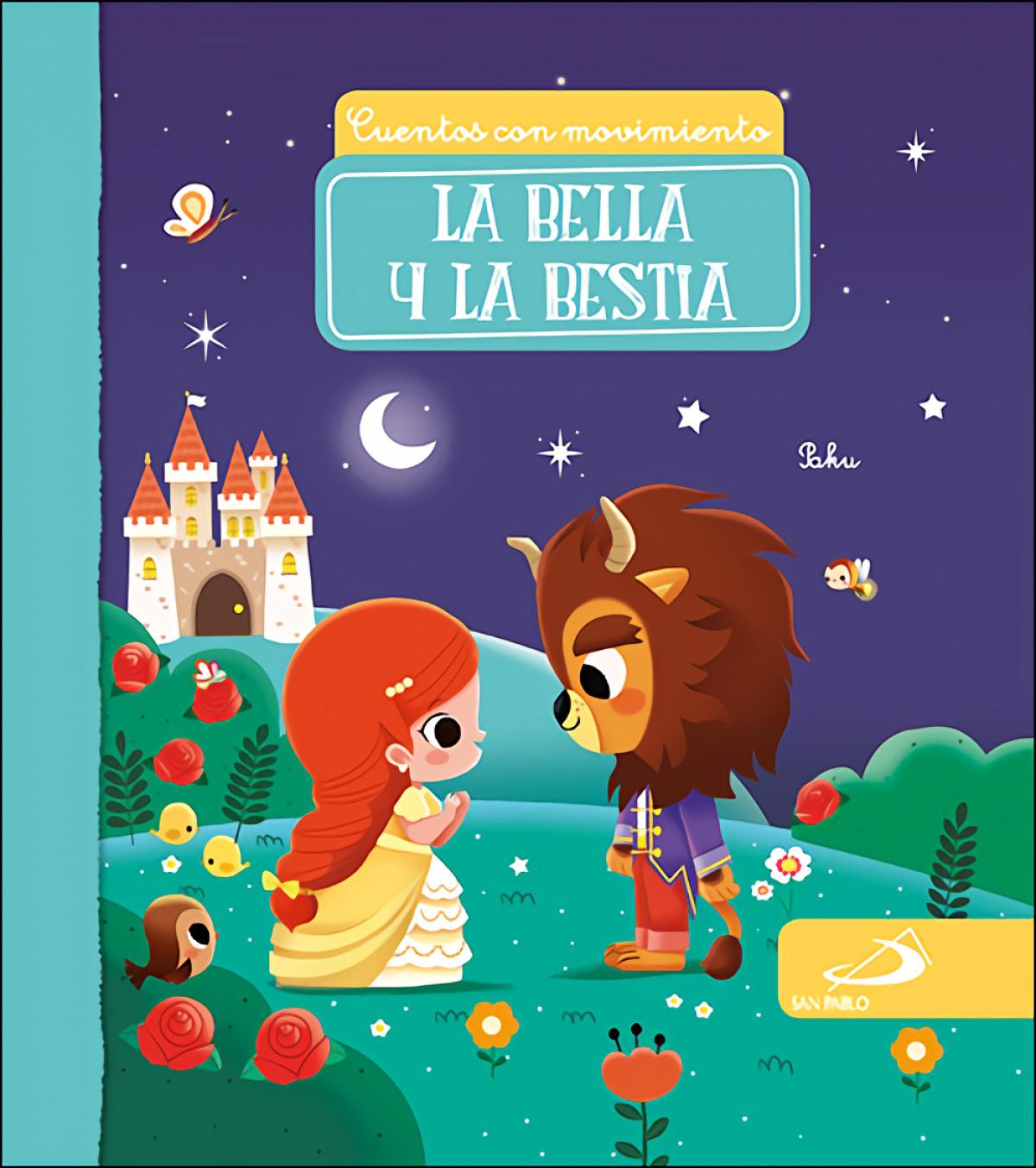 La Bella y la Bestia 9788428558631