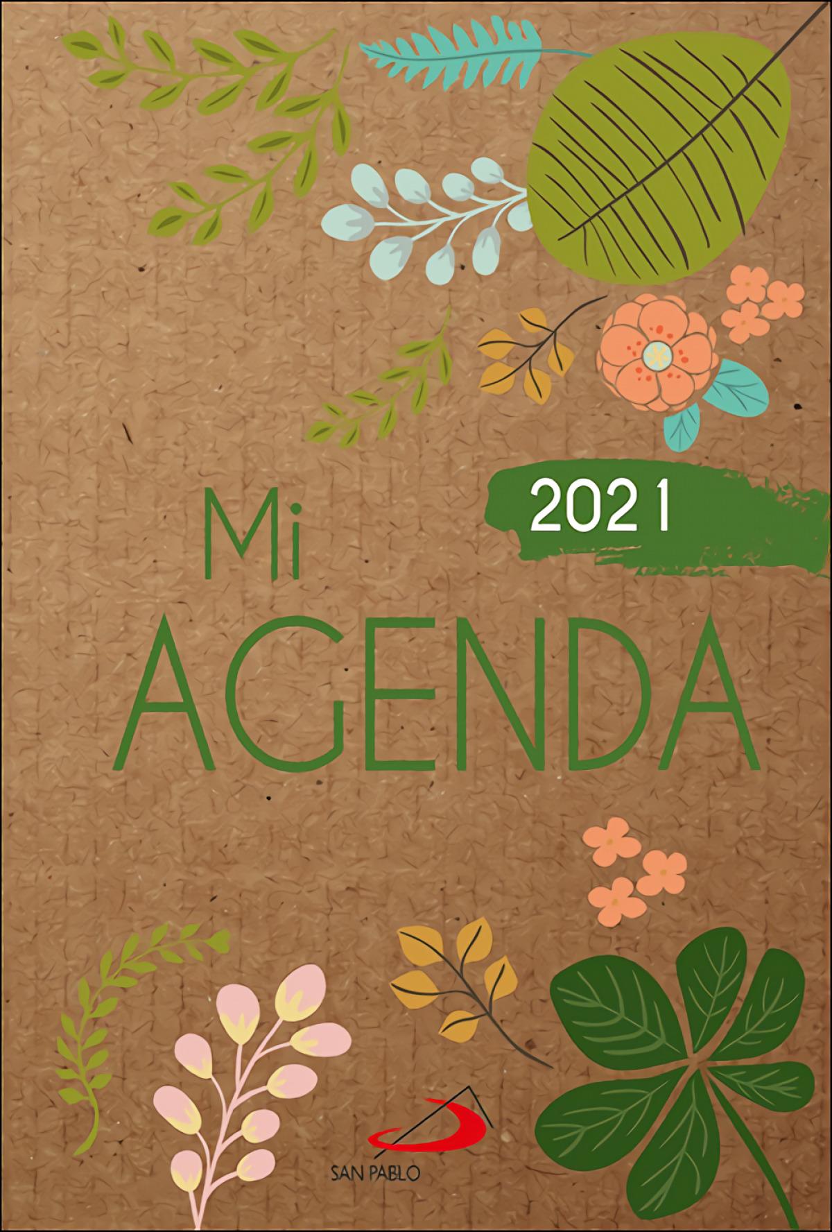Mi agenda 2021 9788428558877