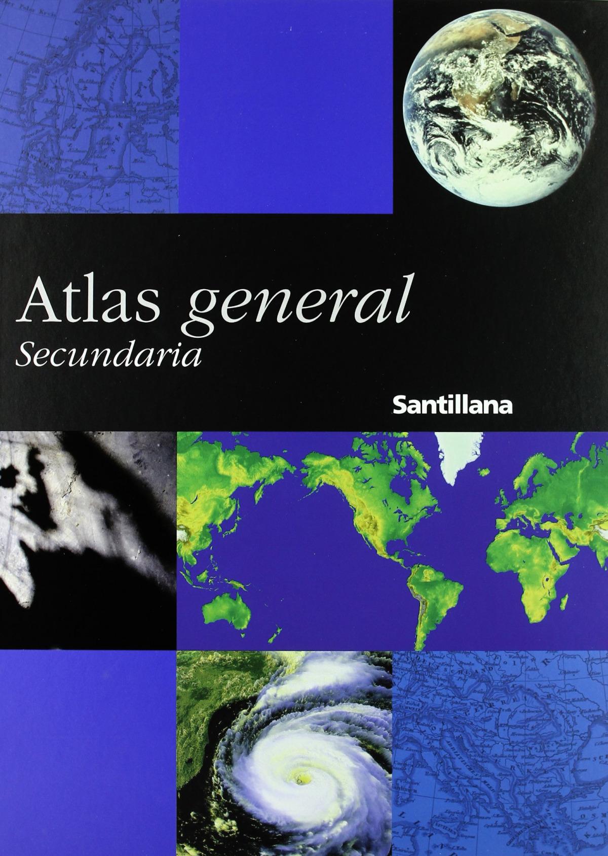 Atlas general secundaria 9788429472325