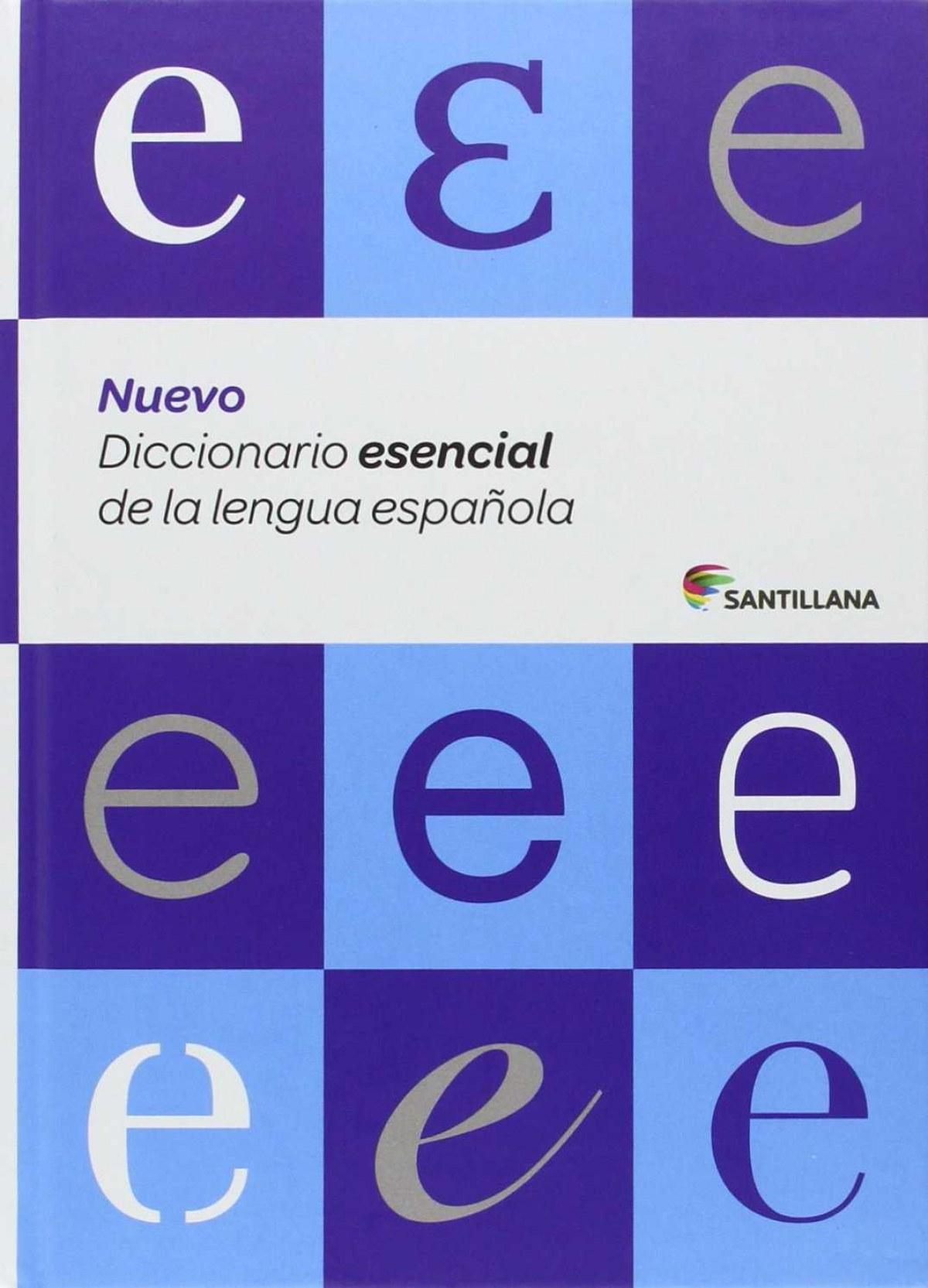 Nuevo diccionario esencial 2015 9788429487565