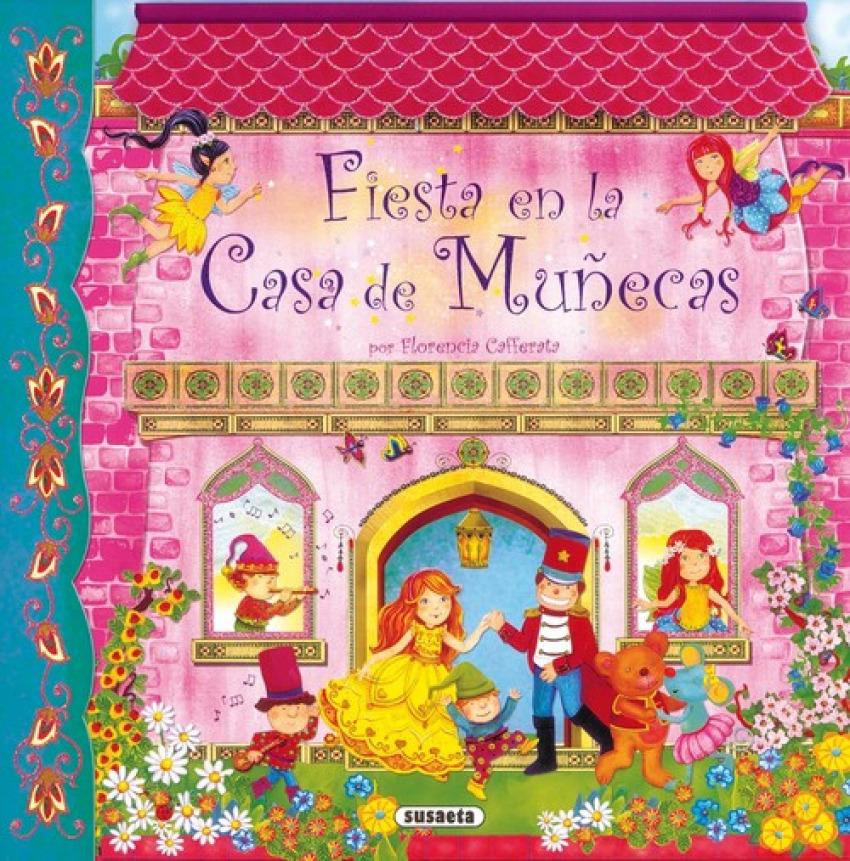 Fiesta en la casa de muñecas (Escenarios fantásticos) 9788430525928