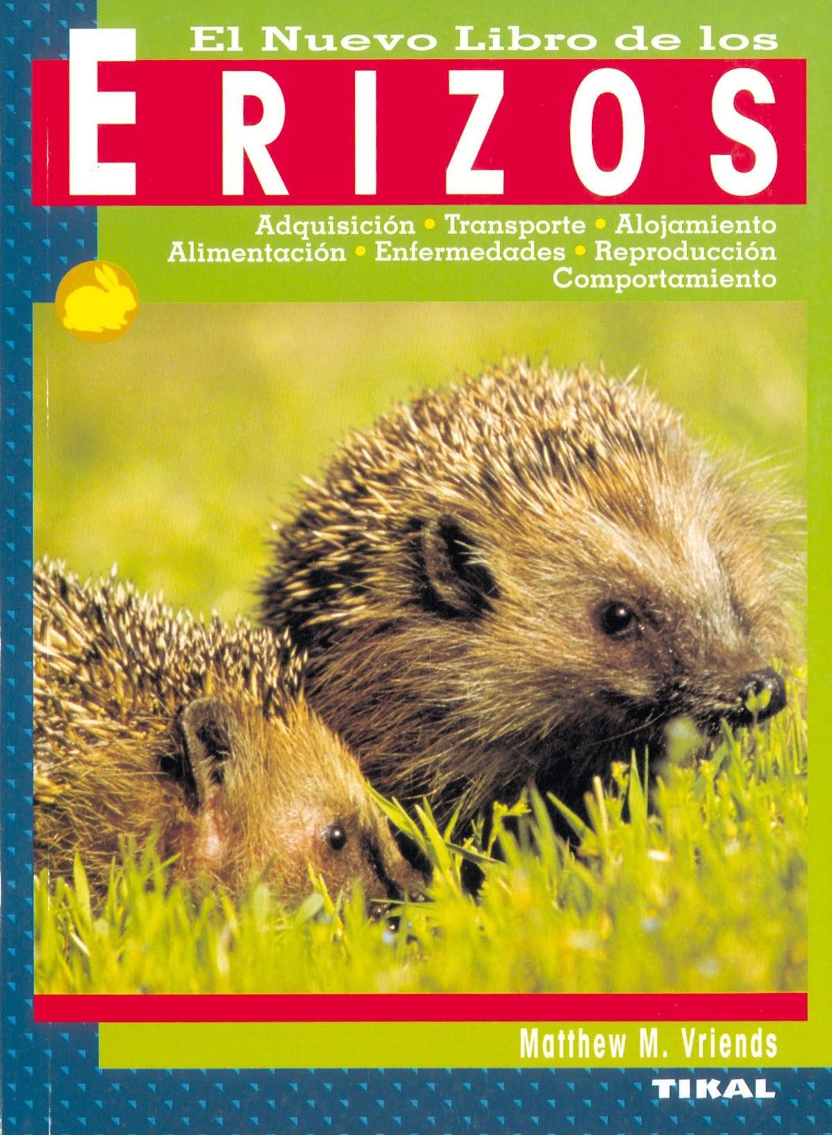 Erizos 9788430535569