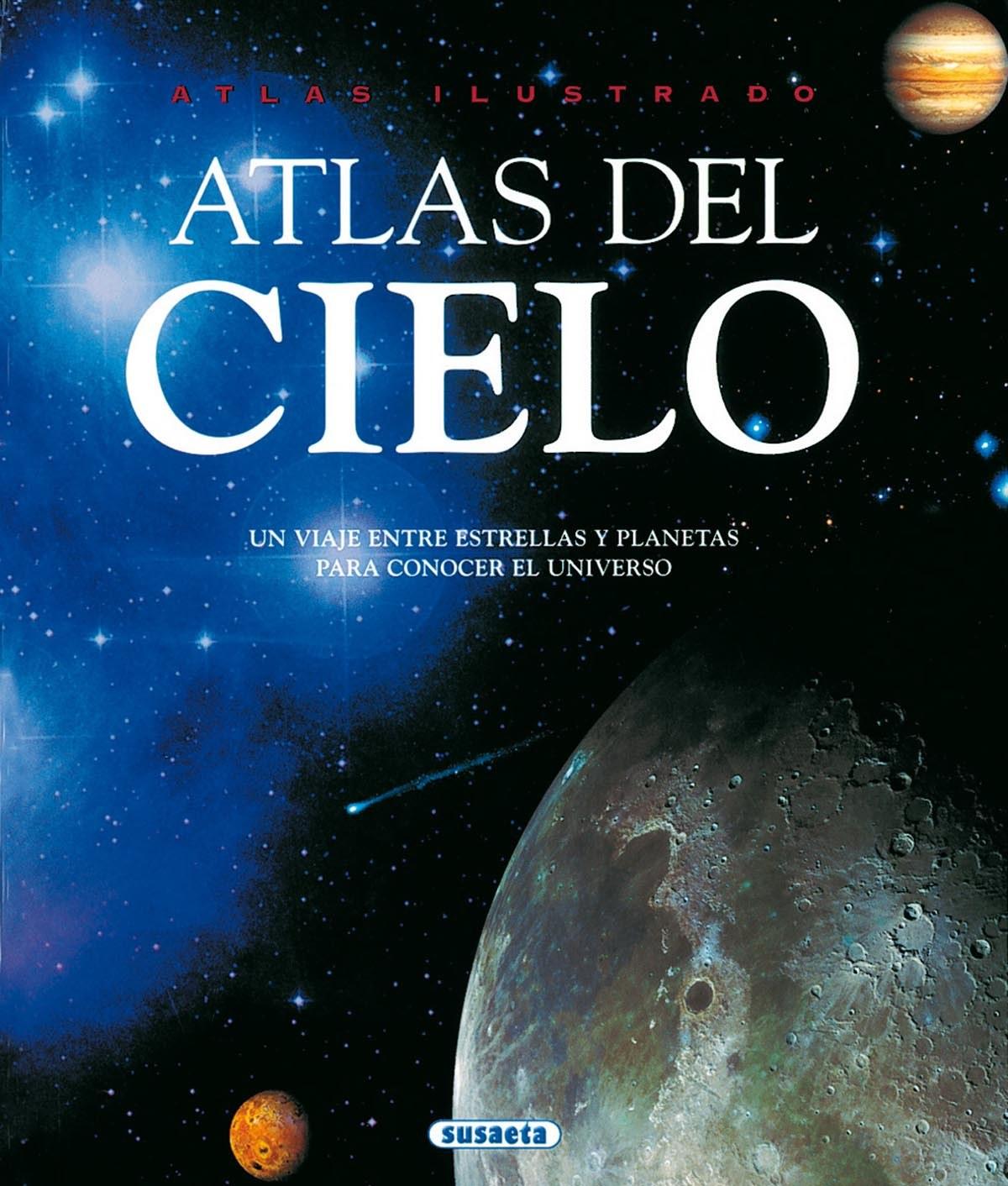 Atlas ilustrado atlas del cielo 9788430539246