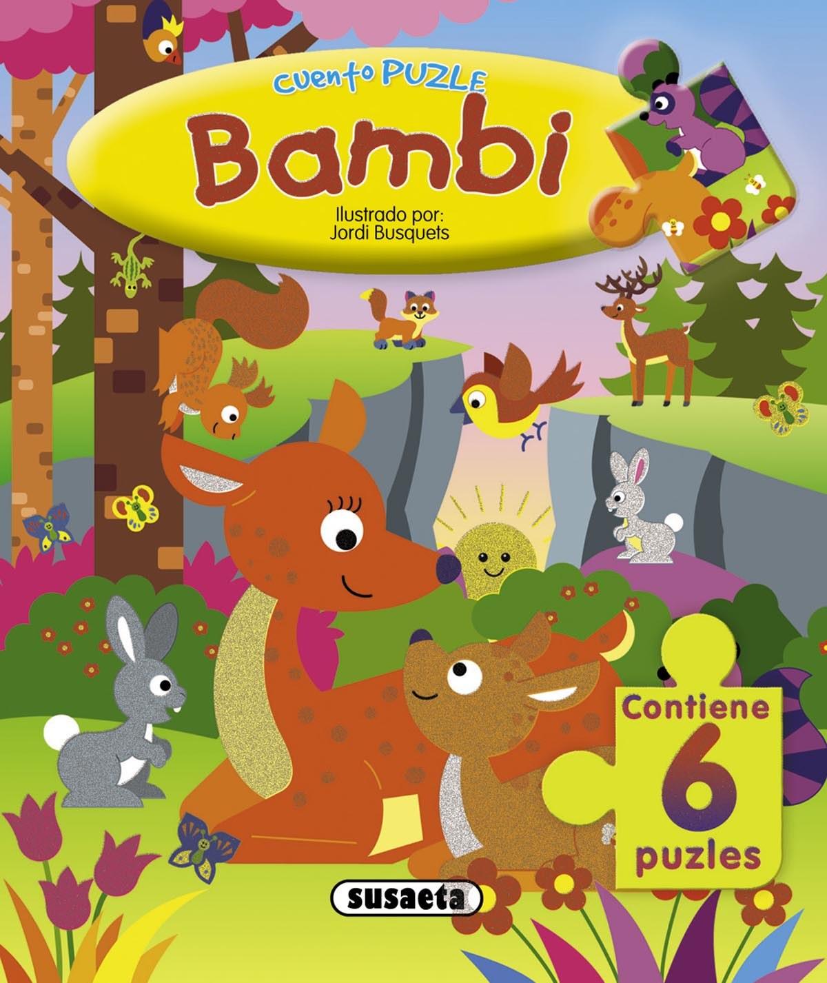 Bambi 9788430541003