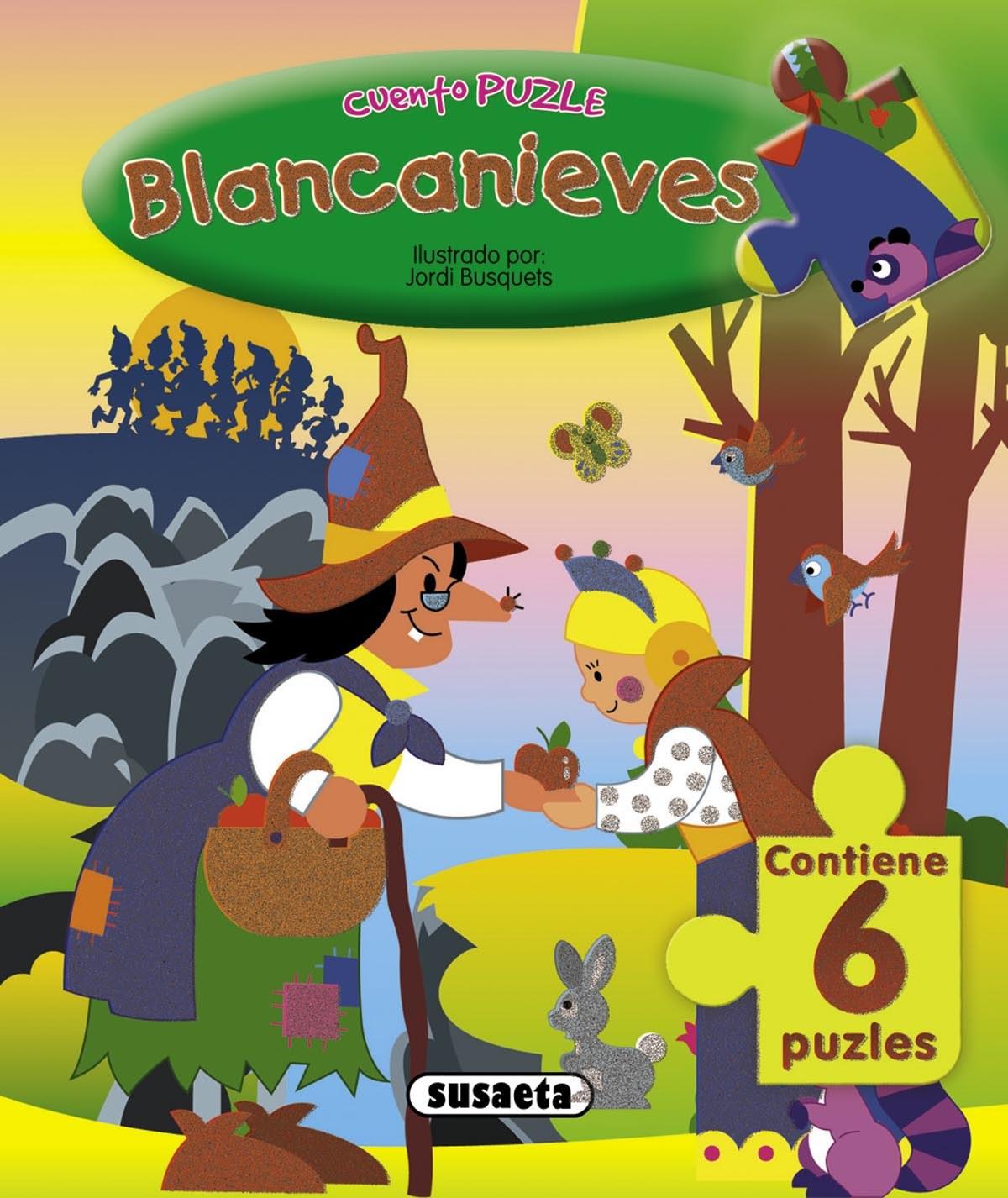 Blancanieves 9788430541010