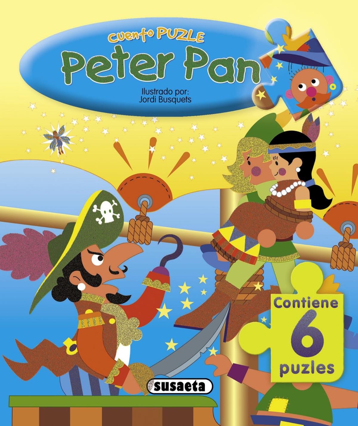 Peter Pan 9788430541034