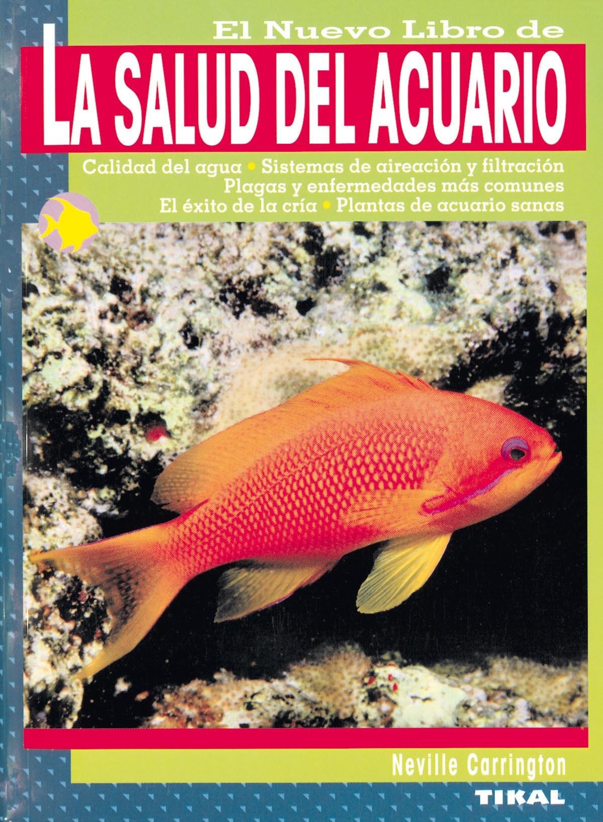 El nuevo libro de la salud del acuario 9788430553983