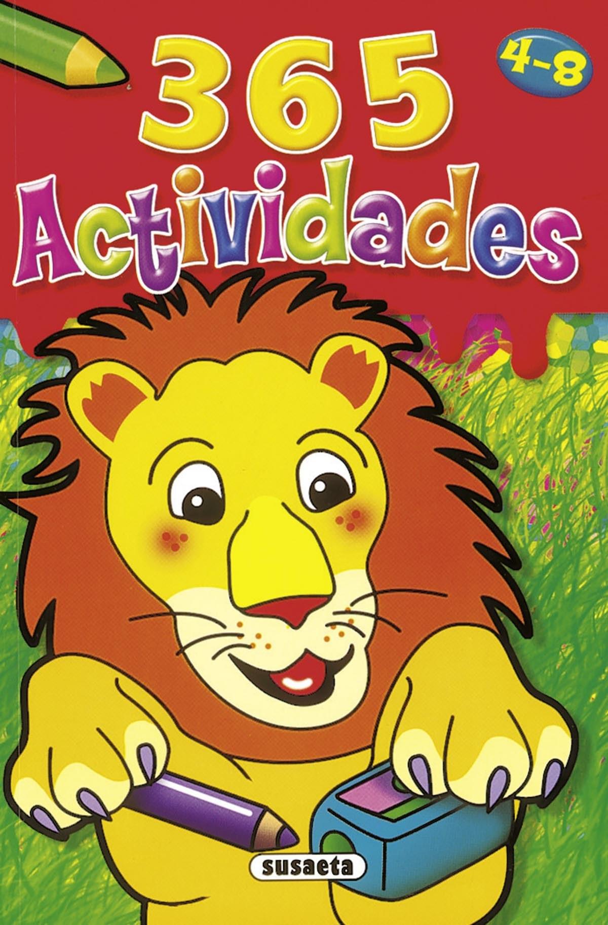 365 Actividades, Diversión 9788430557844