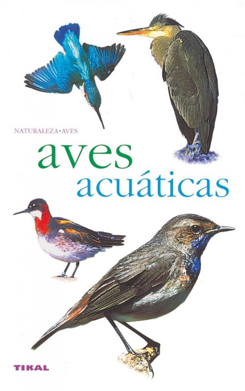 Aves acuáticas 9788430558209