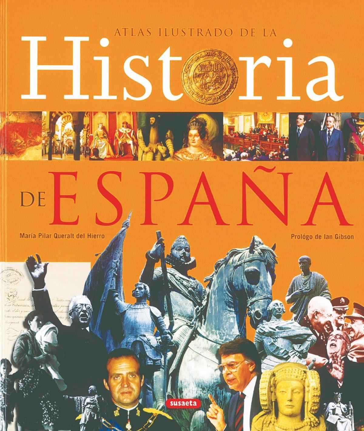 Atlas ilustrado de la historia de España 9788430558339