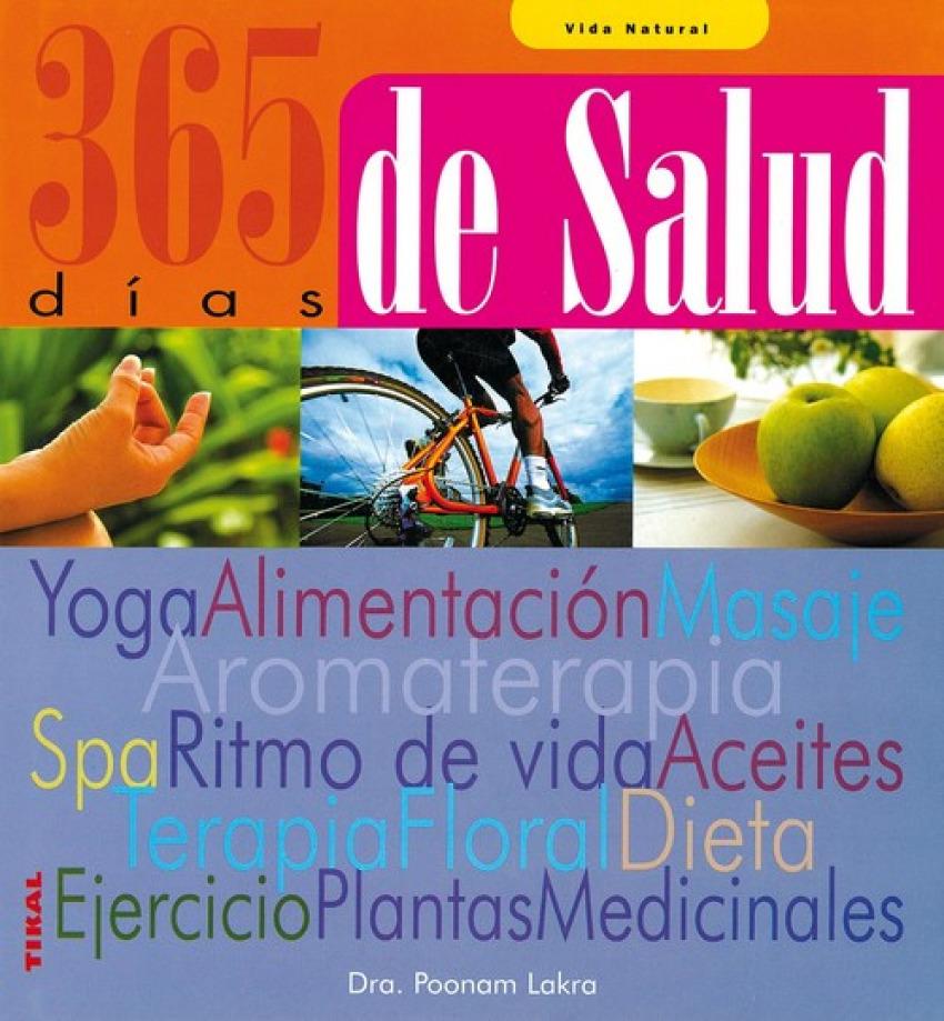 365 D¡as de salud 9788430565436