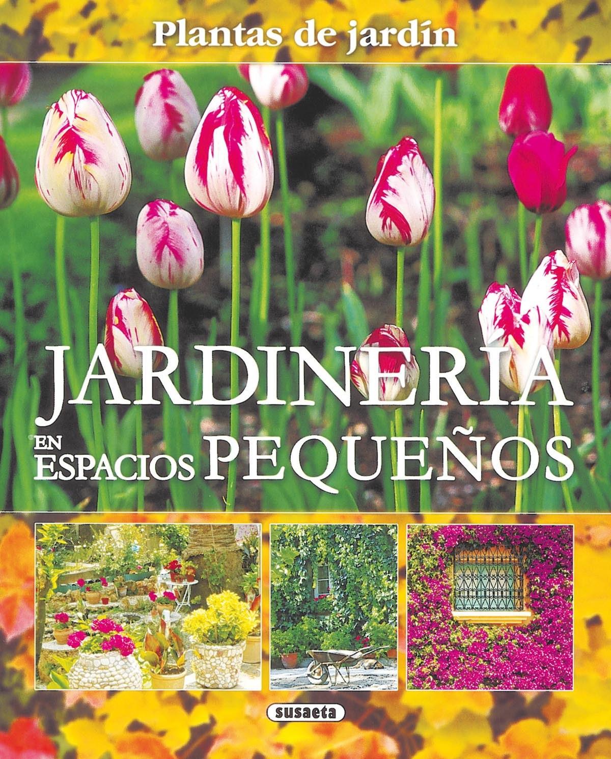 Jardiner¡a en espacios pequeños 9788430569854